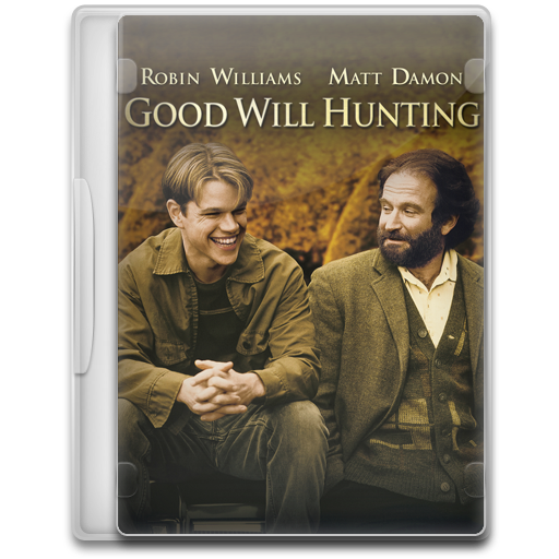 Good Will Hunting Icon Movie Mega Pack Iconset
