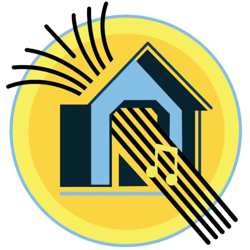 Cropped Music Hut Icon
