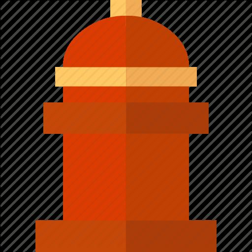 Fire, Hydrant Icon