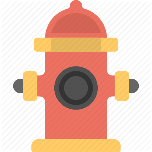 Fire Hydrant, Fire Pump, Fireplug, Johnny Pump, Pump Icon
