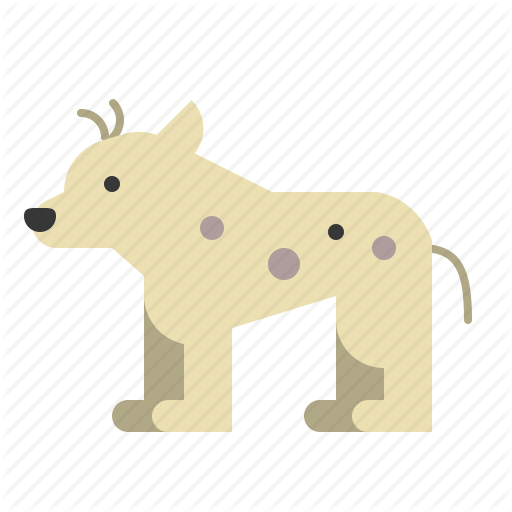 Animal, Hyena, Mammal, Wildlife, Zoo Icon