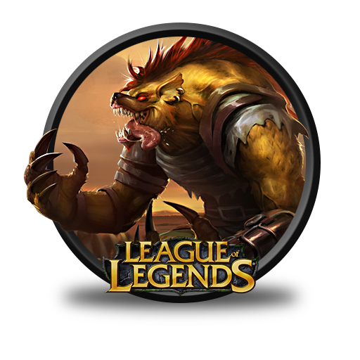 Warwick Hyena Icon League Of Legends Iconset