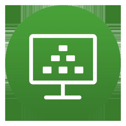 Microsoft Hyper V Logo Image