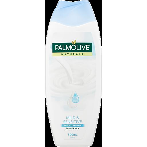 Palmolive Shower Milk Mild Sensitive Hypoallergenic