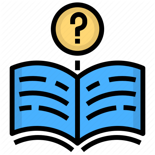 Hypothesis, Knowledge, Manual, Textbook, Theory Icon