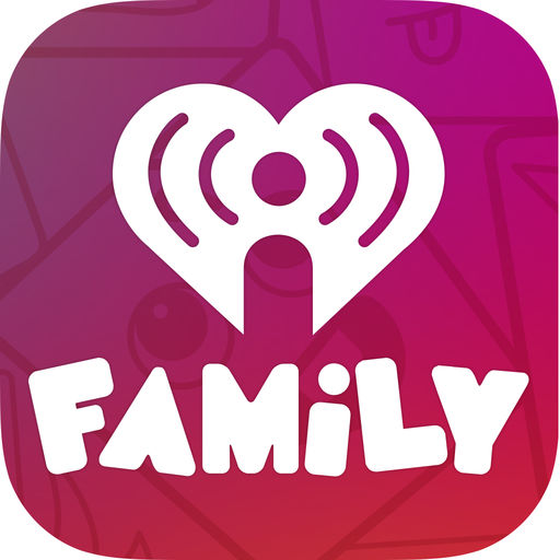 Iheartradio Family Music And Radio Perfect For Kids