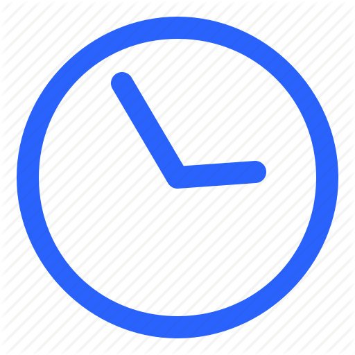 Hour, Minute, Time, Ui, Watch Icon