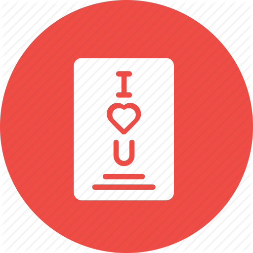 Card, Gift, Greetings, I Love You, Letter, Love, Valentine Icon