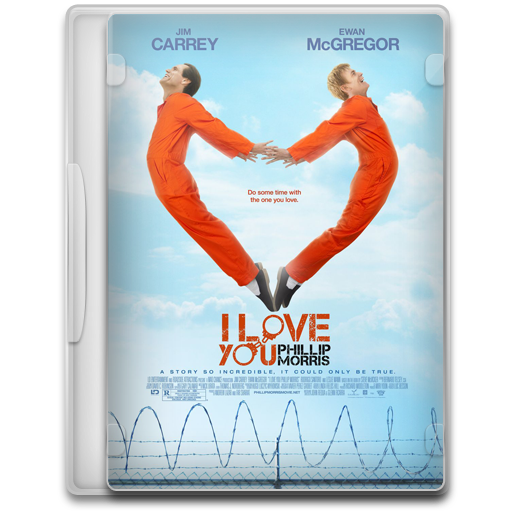 Covers, Cover, I, Love, You, Phillip, Morris, Movie Icon Free