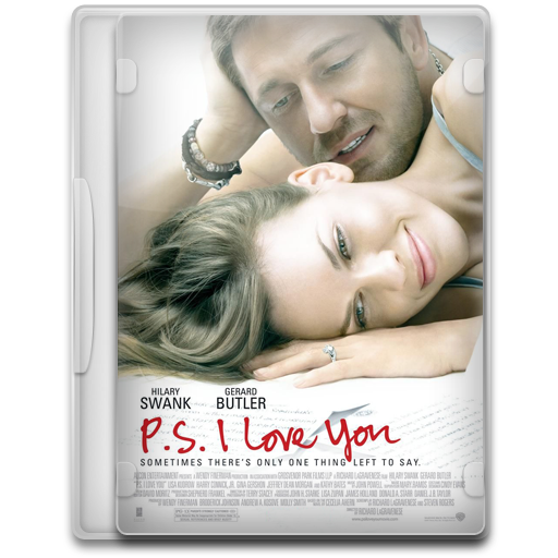 Ps I Love You Icon Movie Mega Pack Iconset