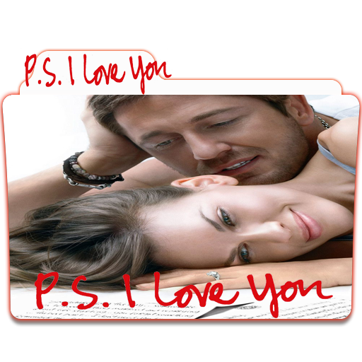 Ps I Love You Movie Folder Icon