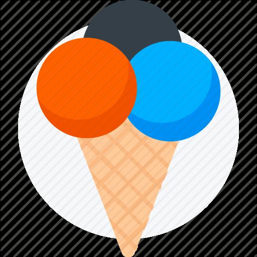 Ice Cream, Icecream Icon Icon