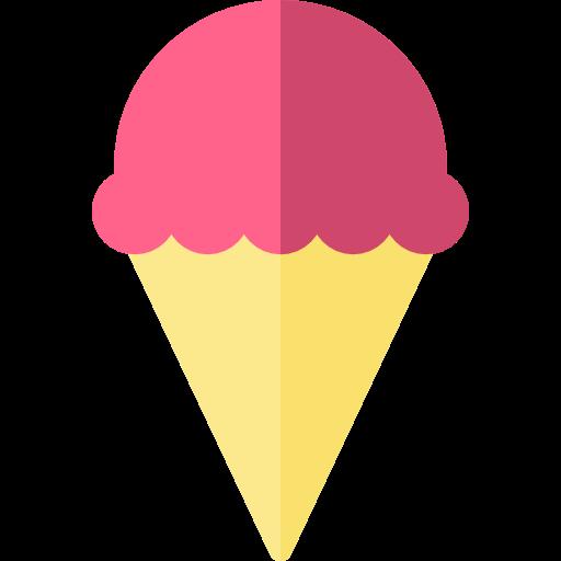 Summer, Dessert, Ice Cream Icon
