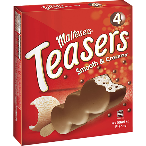 Maltesers Ice Cream Pack Smooth Creamy