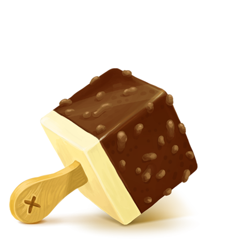 Box Ice Cream Chocolate Icon Cubes Art Iconset Klukeart