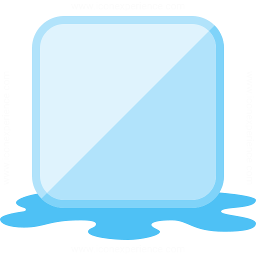 Iconexperience G Collection Icecube Icon