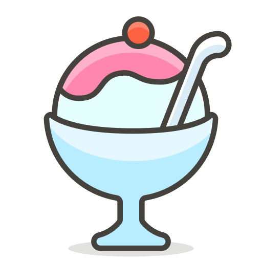 Shaved, Ice Icon Free Of Free Vector Emoji