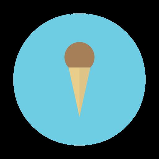 Chocolate, Cone, Cream, Dessert, Ice Icon