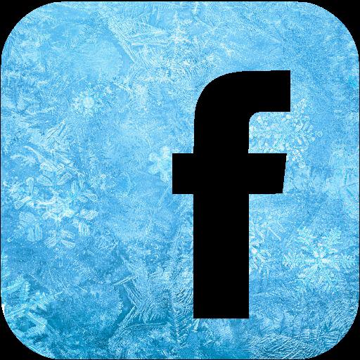 Ice Facebook Icon