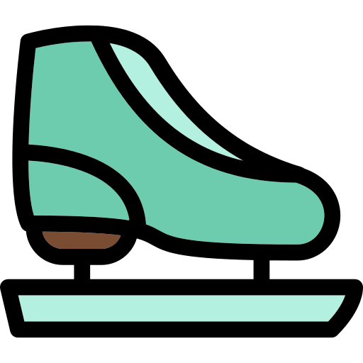 Ice Skating Png Icon