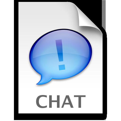 Ichat Chat Icon
