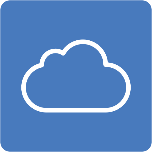 Contact, Icloud, Address Book, Square, Email Icon