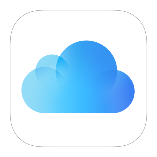 Icloud Drive Pngicoicns Free Icon Download