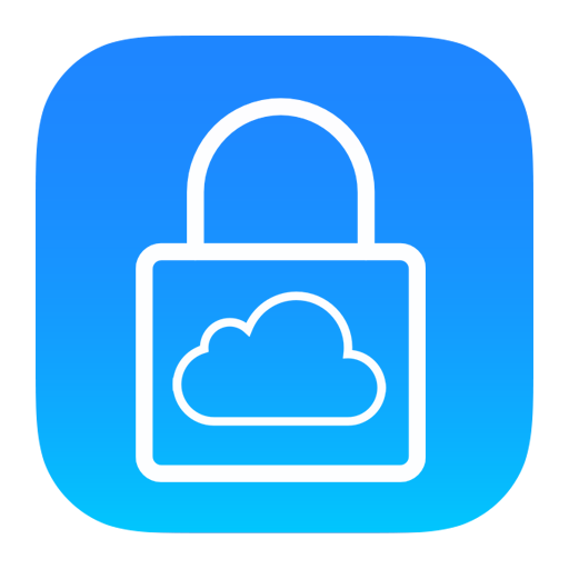 Icloud Lock Icon