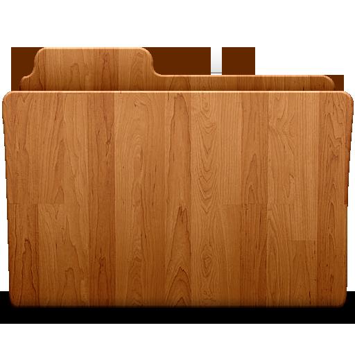Matte Generic Icon Wood Folders Iconset Thvg