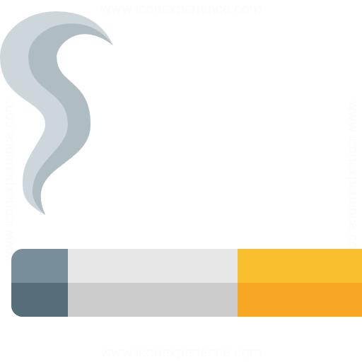 Iconexperience G Collection Cigarette Icon