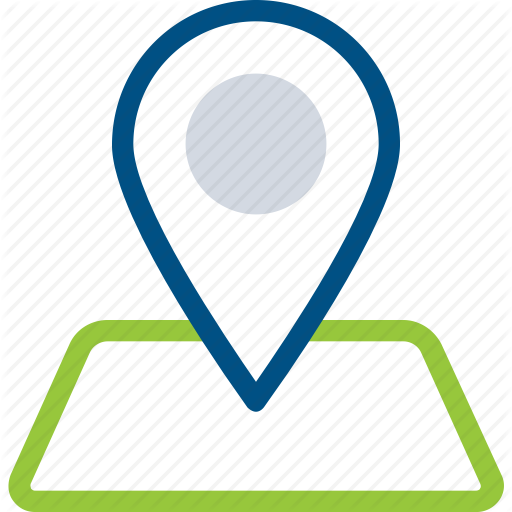 Car, Location, Navigation, Parking, Pin, Service Icon Icon