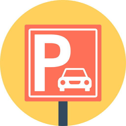 Parking Png Icon