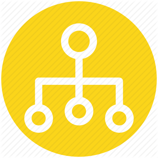 Above, Below, Connection, Hierarchy, Status Icon