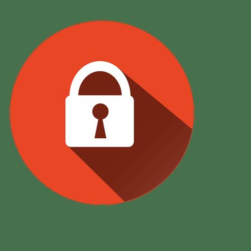 Lock Circle Icon