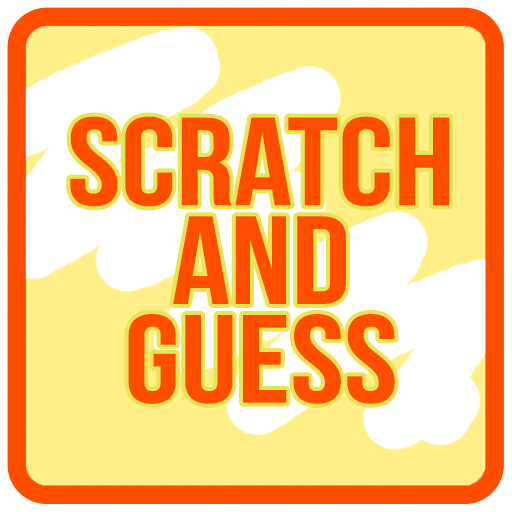 Scratch And Guess Icon