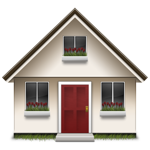 Alpha Home House Icon Png Images