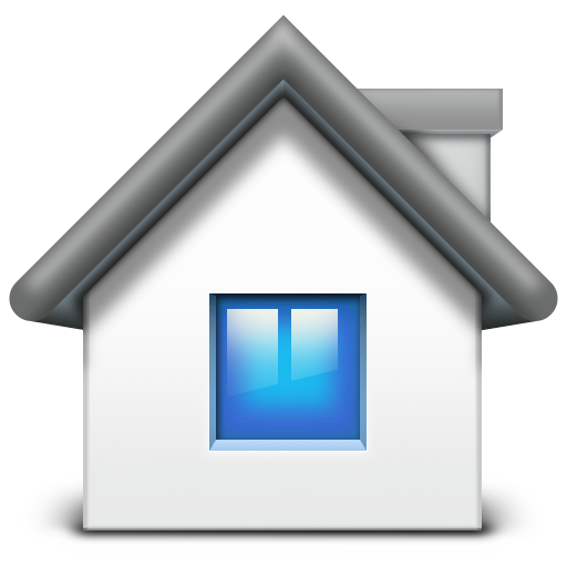 Home Icon Mac Iconset