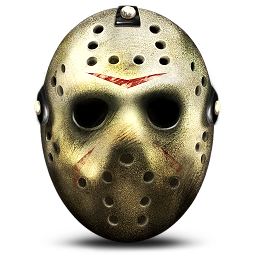 Jason Mask Icon The Lost Props Iconset Kajdax