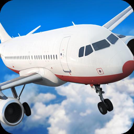 Airplane Go Real Flight Simulation Apk