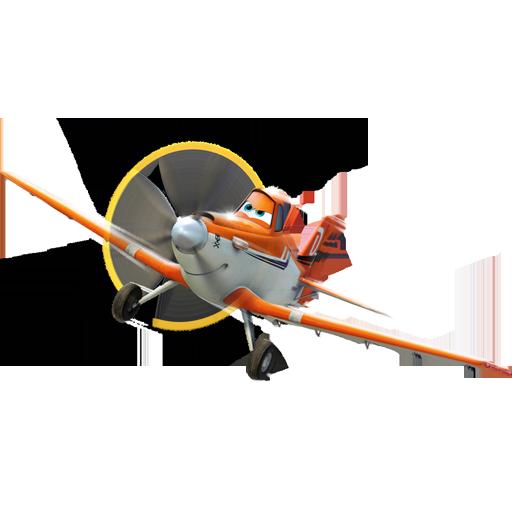 Dusty Plane Icon Disney Planes Iconset Designbolts