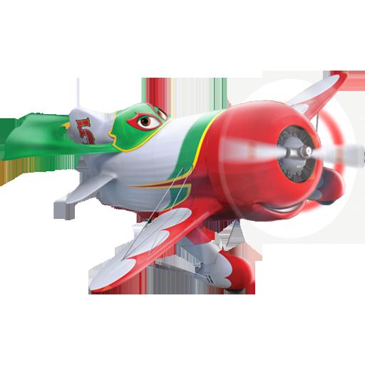 El Chupacabra Plane Icon Disney Planes Iconset Designbolts
