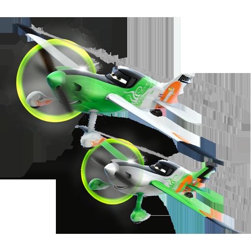 Ned Zed Planes Icon Disney Planes Iconset Designbolts