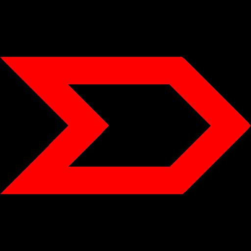 Red Arrow Icon