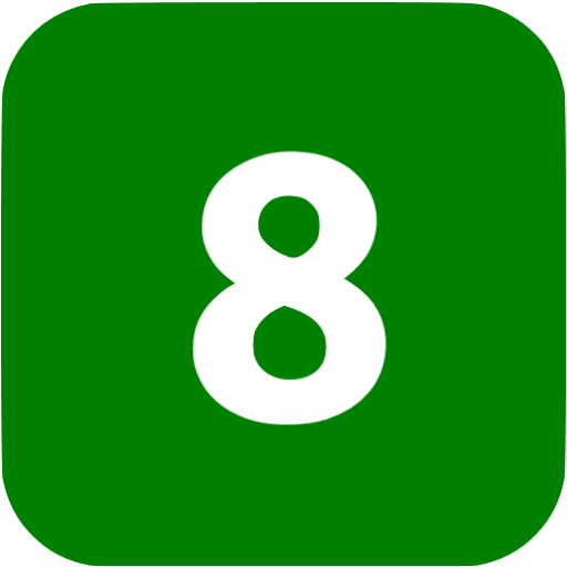 Green Filled Icon