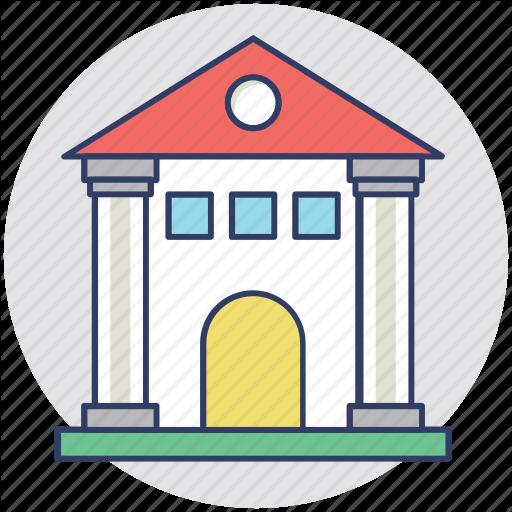 Academy, College, Institute, School, University Icon