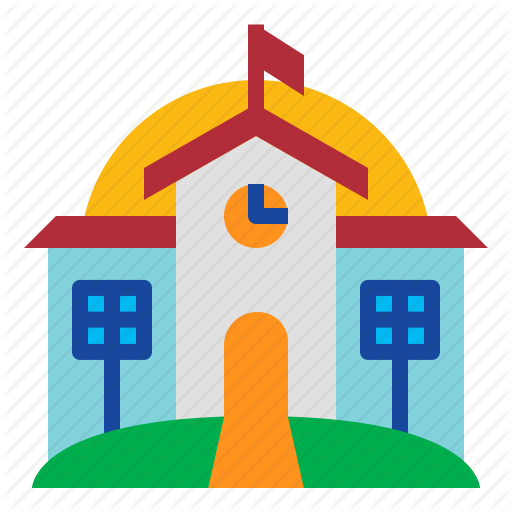 Academy, College, Institute, Seminary Icon
