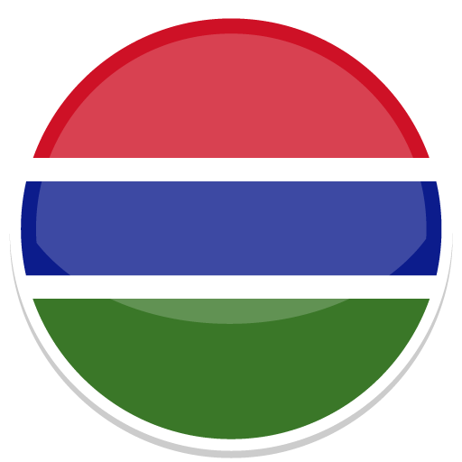 Gambia Icon