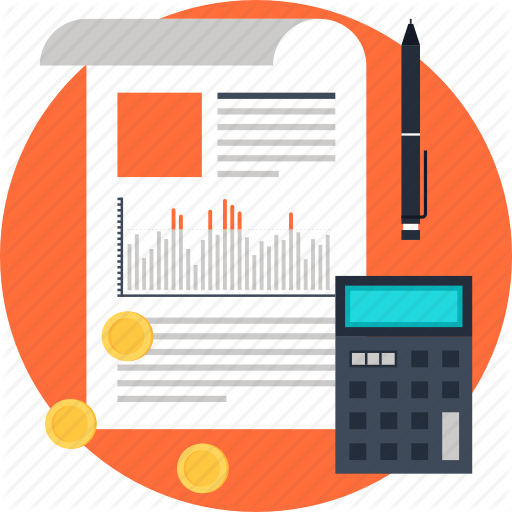 Accounting, Analytics, Chart, Document, Graph, Report, Statistics Icon