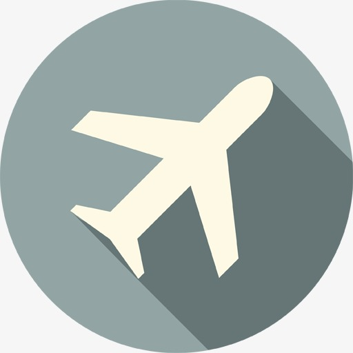 Aircraft, Aircraft Material, Round Icon Png Image And Clipart