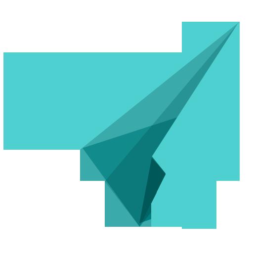 Clipart Paper Plane, Plane Icon